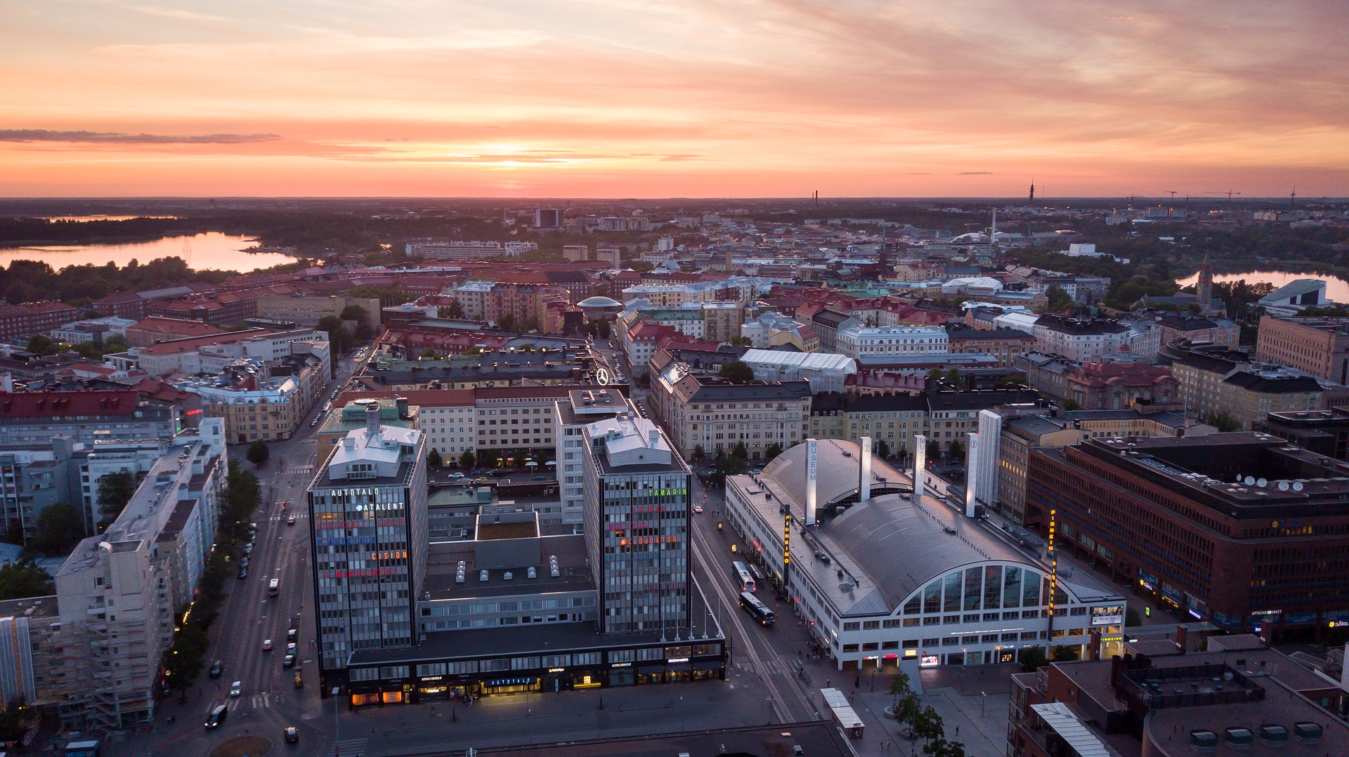 Skandinavien Märkte mit Potenzial